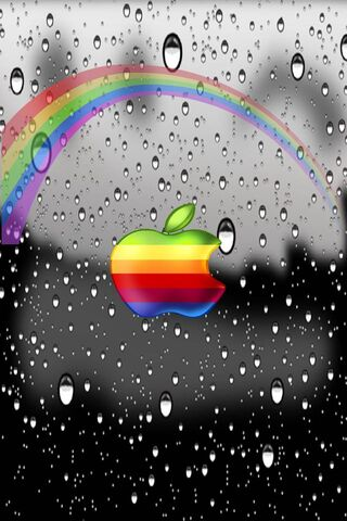 Apple Iphone Rain