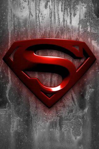 सुपरमैन लोगो