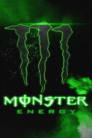 Énergie de monstre