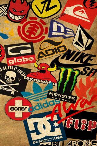 Skate Logo