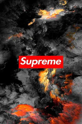 Supreme Storm