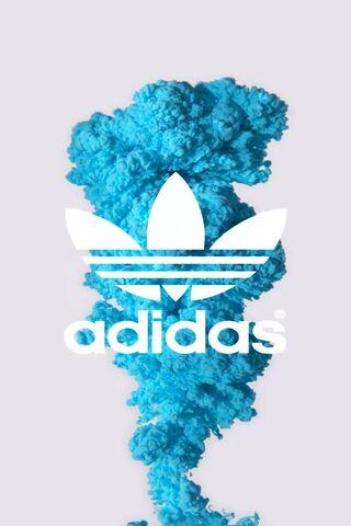 Adidas Blue Ink