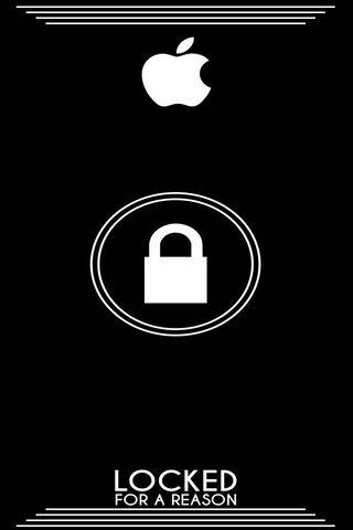 Apple Lock Screen
