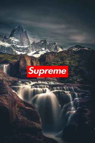 Supreme Waterfall