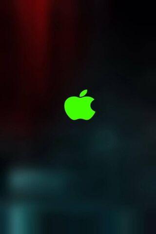 Логотип Green Apple
