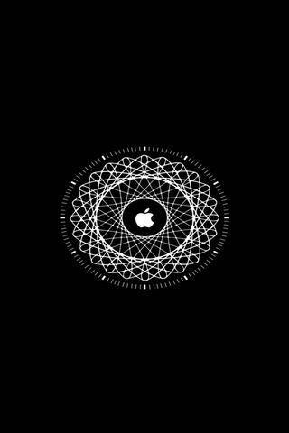 Темное яблоко