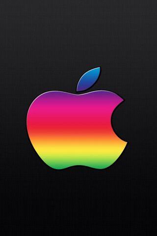 इंद्रधनुष एप्पल