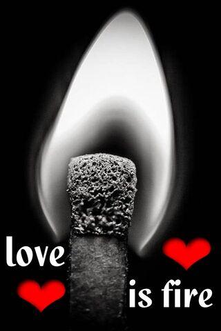 Aşk ateştir