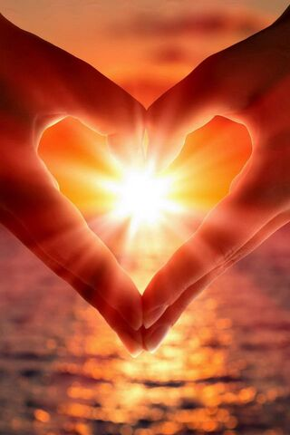 พระอาทิตย์ตกด้วยความรัก