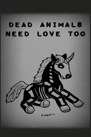 Dead Love Unicorn