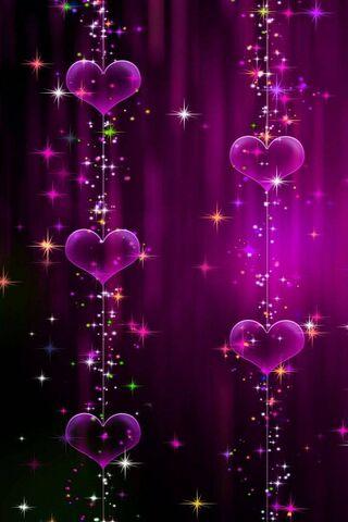 Trái tim lấp lánh