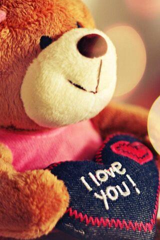 Teddy Bear-Love U