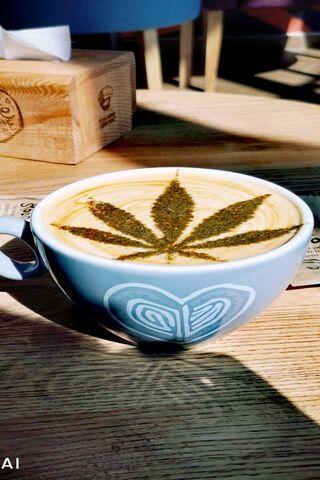 Cannabis Coffe