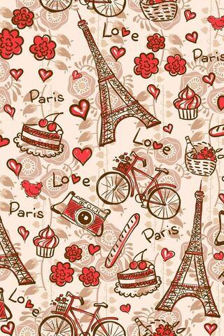 Hoa văn Paris