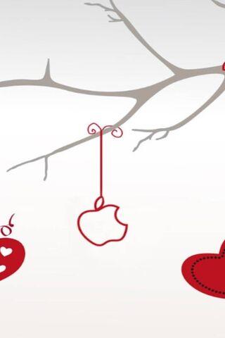 Hanging Apple
