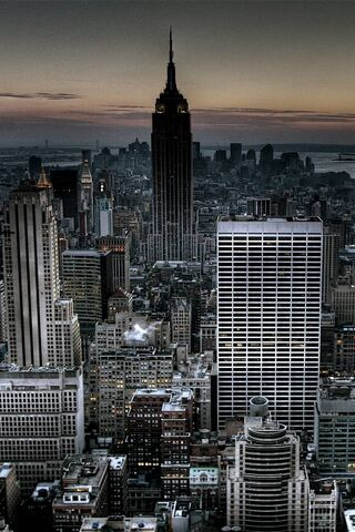 New York Wallpaper Download To Your Mobile From Phoneky