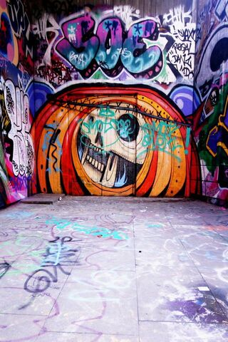 Graffiti Hd