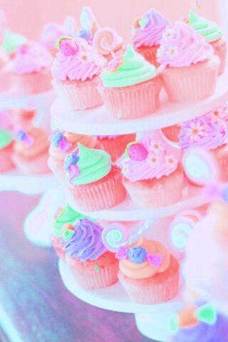 Cupcakes Pastello