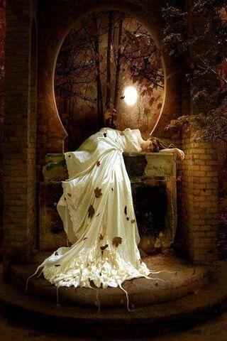 Girl In Dark