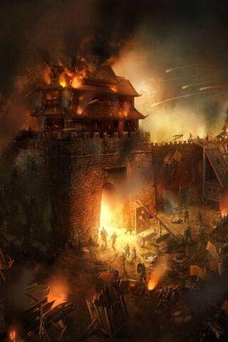 Perang Kebakaran