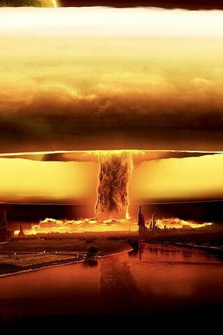 Nuke बम