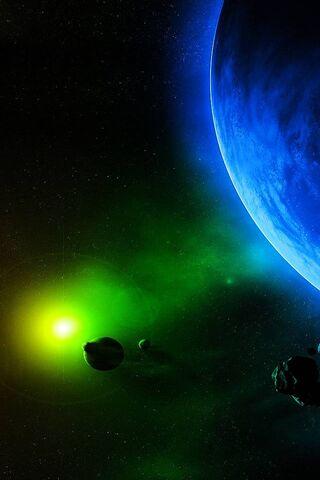 Uzayın Büyüsü