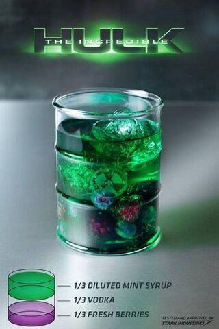 The Hulk Drink