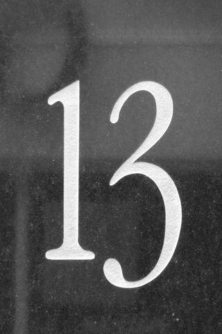หมายเลข 13