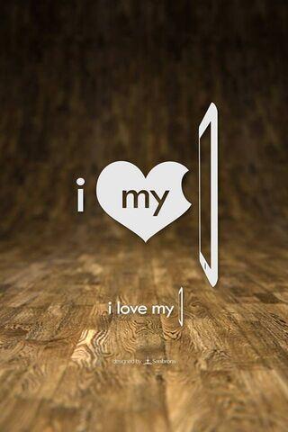 I Love My-Telefon