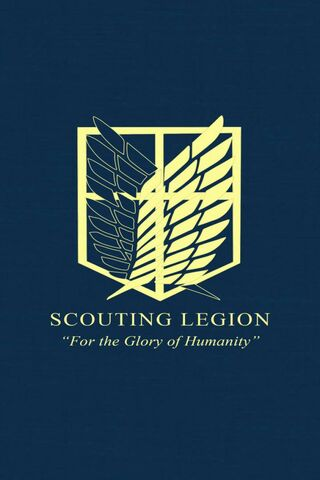 Scouting Legion Wallpaper Download To Your Mobile From Phoneky