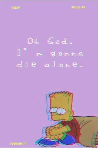 Bart buồn