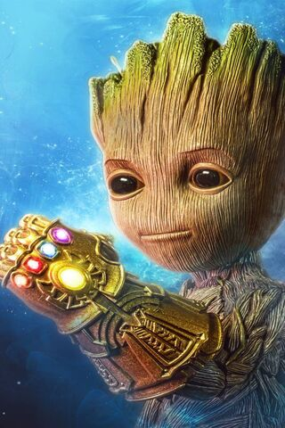 Baby Groot Funny