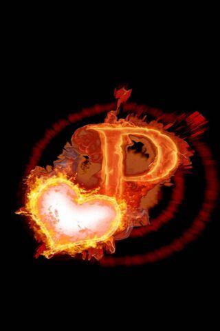3Dを燃やす手紙P
