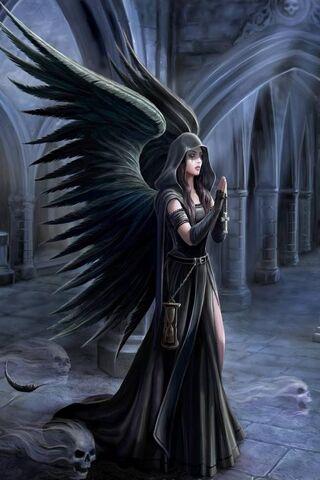 검은 천사