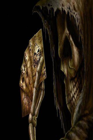 Skeletons Skull