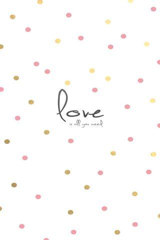 Tình yêu là tất cả những gì bạn cần