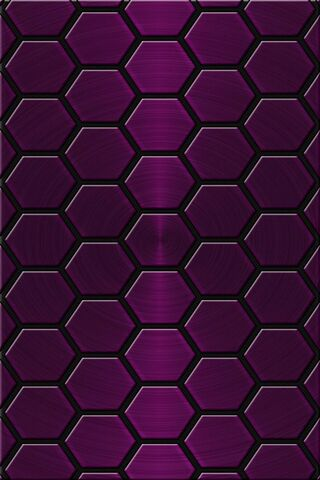 Purple Polygon