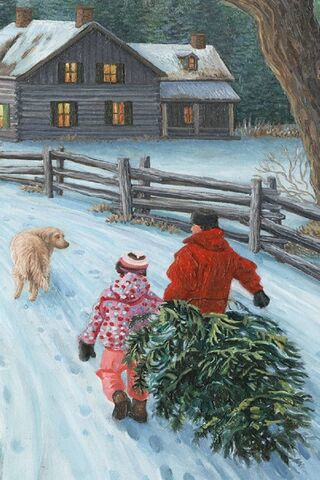 Christmas Winter T