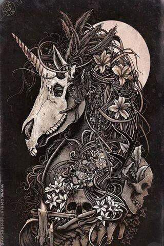 Kematian Unicorn