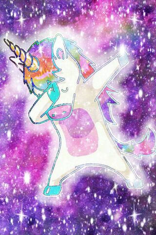 Galaxy Unicorn