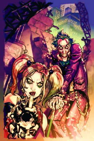 Harley N Joker