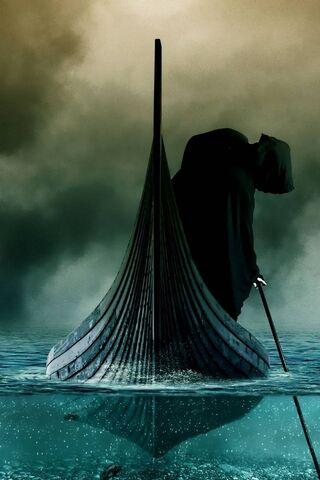 मौत की नाव