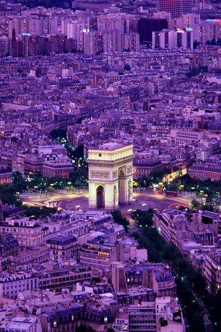 रात 2 तक पेरिस