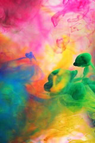 Colour Mist