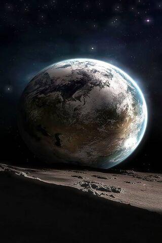 Wallpaper Bulan