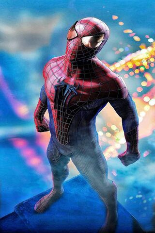 Spiderman-งานคืนสู่เหย้า