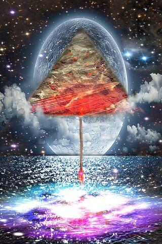 Risen Pyramid