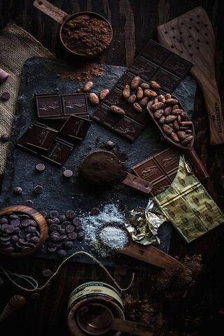 الشوكولاته نمط
