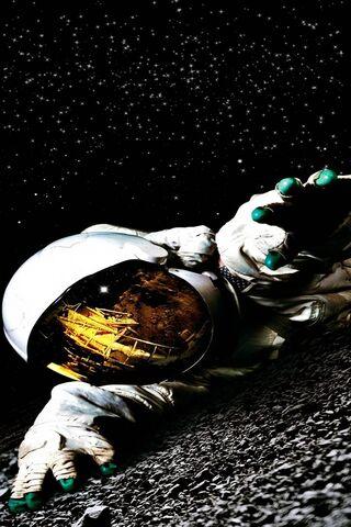 Lạc vào không gian
