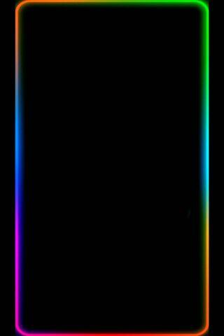 Цветной контур